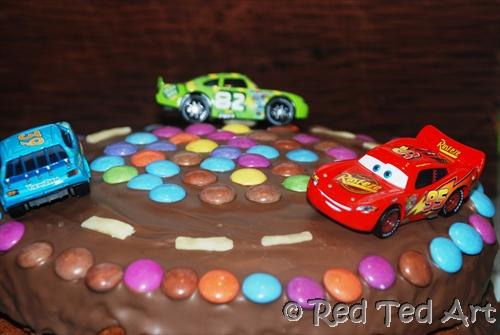 torta-cars-cioccolato