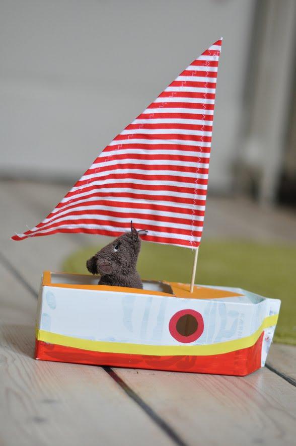 Lavoretti Per Lestate Realizziamo Le Barche Blogmammait