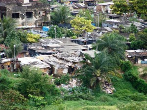 Brasile favelas