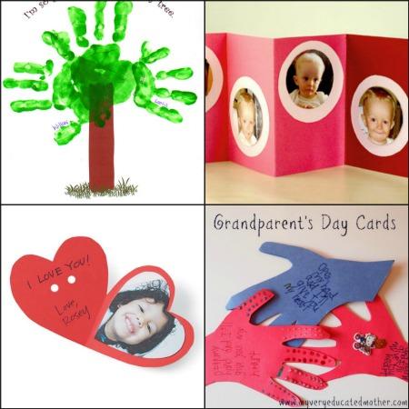 Popolare Regali per la festa dei nonni: i biglietti fai da te - Blogmamma  SU33
