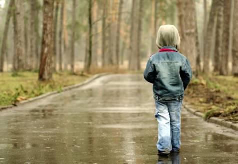 child neglect abbandono dei bambini