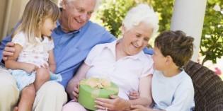 Salute: con i nonni, nipoti in forma!
