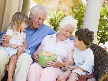 nonni e nipoti