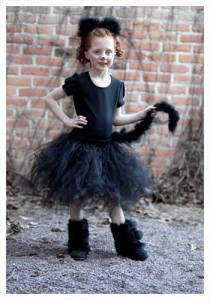 la vendita di scarpe più alla moda disponibile Costumi di Halloween fai da te: il gatto nero - Blogmamma.it