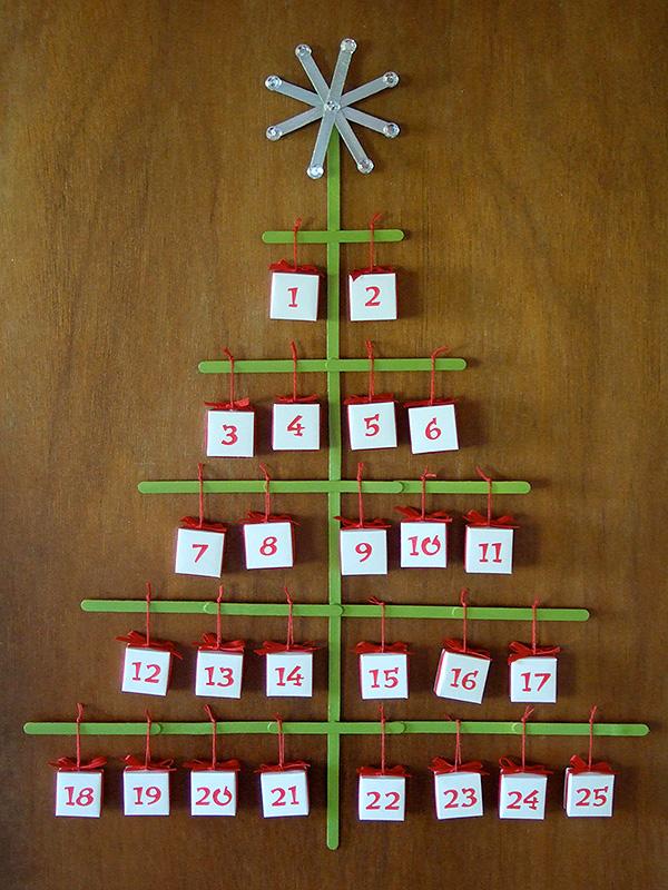 Calendario Avvento Fai Da Te Bambini.Calendari Dell Avvento Fai Da Te Idee Da Copiare Blogmamma It