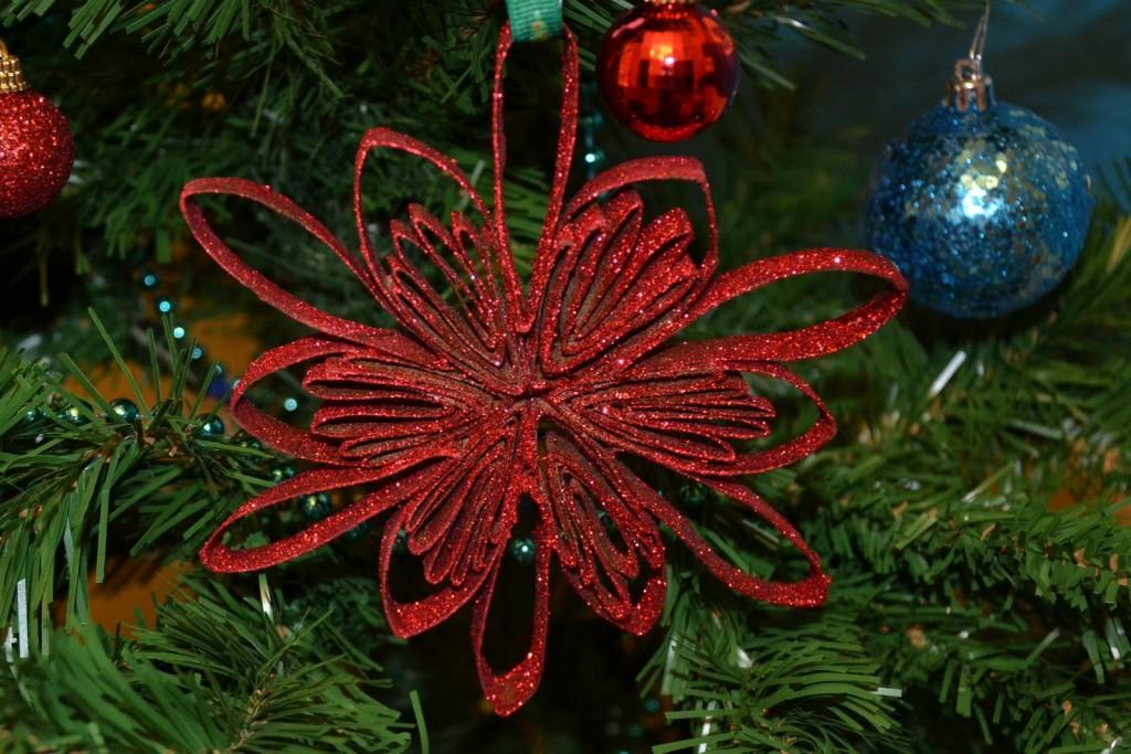 decorazione per l'albero