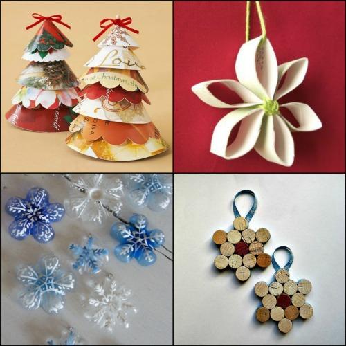 Famoso Lavoretti di Natale con materiale di riciclo - Blogmamma.it  UN63