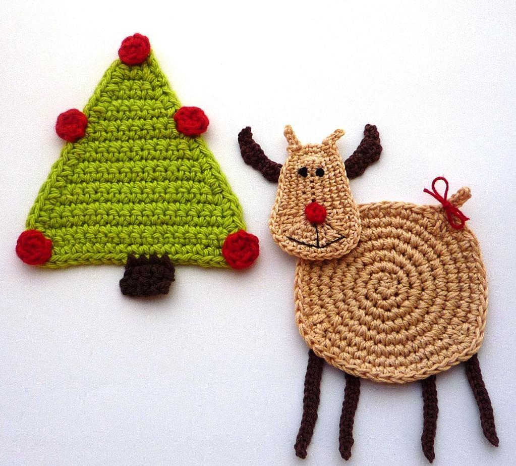 Très Schemi per lavoretti di Natale all'uncinetto - Blogmamma.it  JE78