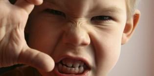 parolacce e rabbia