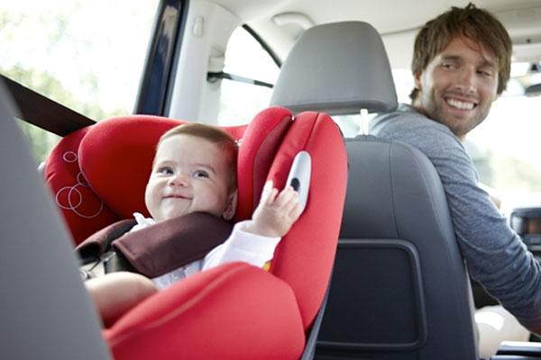 Seggiolino auto ocn bambino