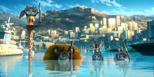 Madagascar 3: vacanze tra NY, Roma e Londra