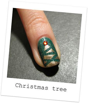 unghie-albero-tutorial