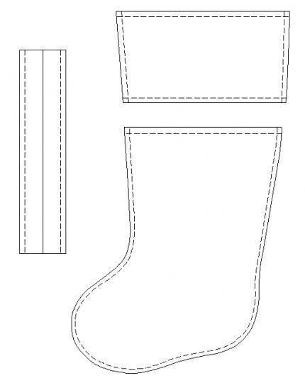 calza-befana-cartamodello