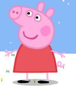 peppa pig carnevale
