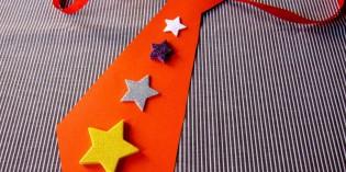 cravatta per la festa del papà