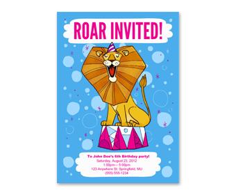 inviti per feste di compleanno