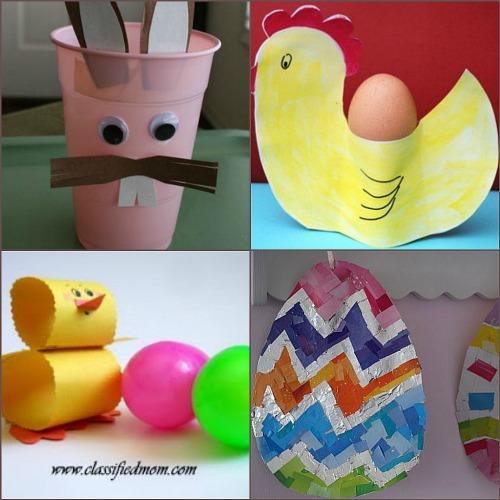 Pasqua lavoretti semplici per bambini for Lavoretti fai da te semplici