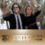 Iolanda e Veronica al Festival di Sanremo