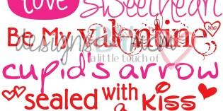San Valentino: frasi d'amore per biglietti e sms