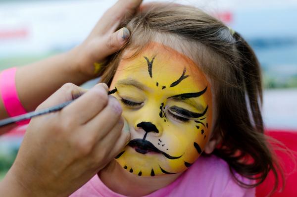 carnevale: idee per truccare i bambini