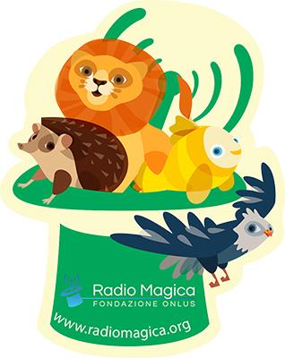 radio Magica, la radio per bambini e ragazzi