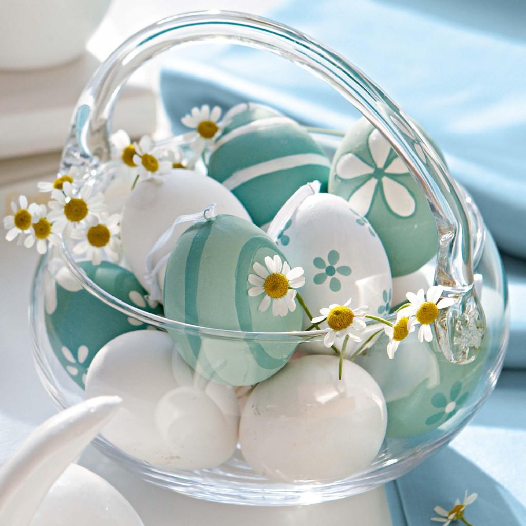 Decorazioni pasqua uova tavola - Decorazioni per pasqua ...