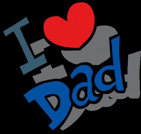 io amo papà