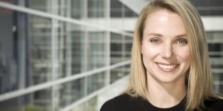 Marissa Mayer: il capo Yahoo che non aiuta le mamme lavoratrici