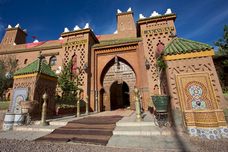 Riad in Morocco- Marrakesh