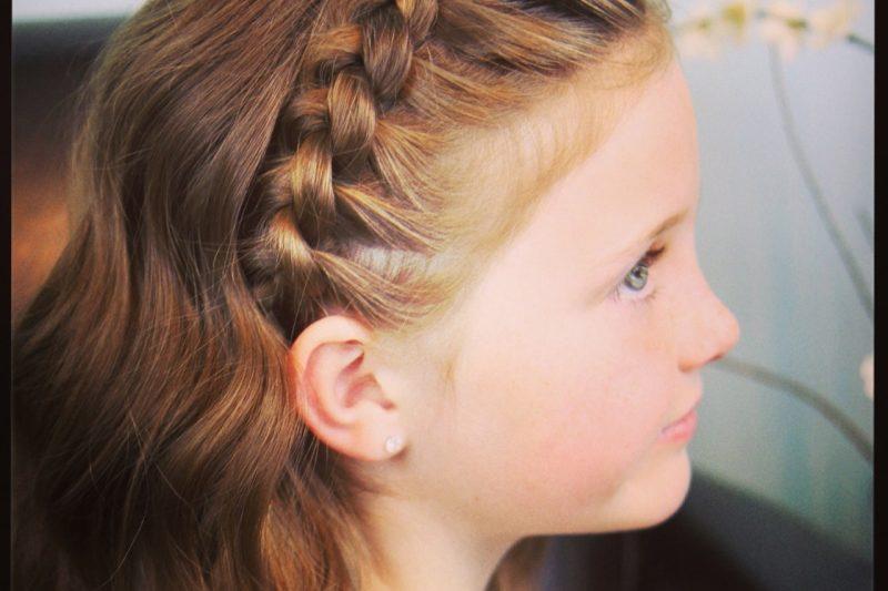acconciatura per capelli lunghi