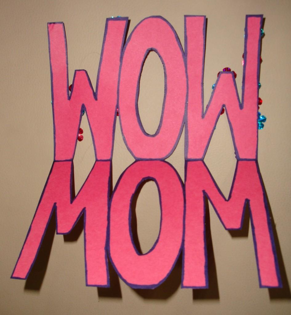 biglietto per la festa della mamma