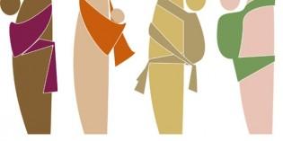 Portare i bambini: fascia, marsupio o mei tai? Guida all'acquisto