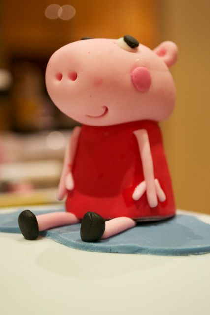 come fare il topper di peppa pig