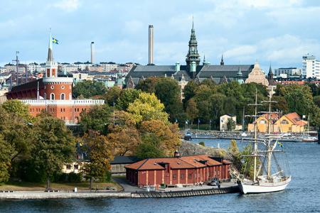 Stoccolma, Isola di Djurgarden