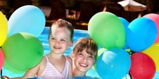 Festa di compleanno in piscina: come organizzarla