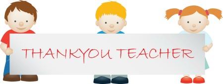 grazie maestra
