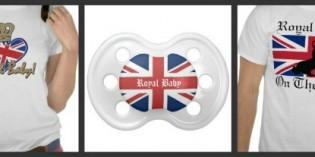 Royal Baby: i souvenir e i gadgets