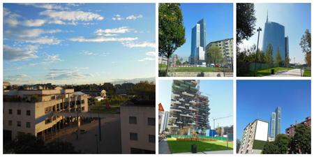 Nuovo quartiere milano