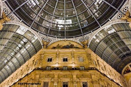 Milano, Piazza Duomo, Galleria
