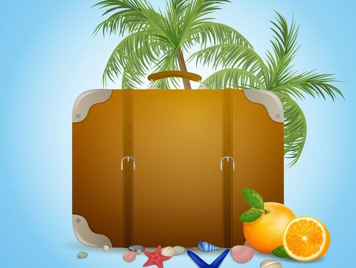 cosa mettere in valigia per risolvere malanni e disturbi