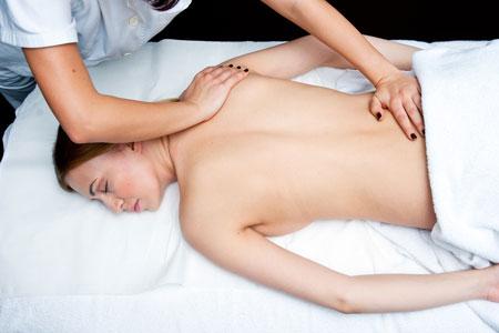 massaggio chiropratico