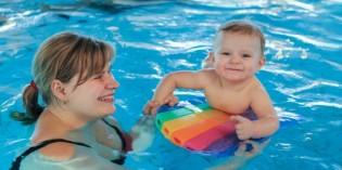 Benefici nuoto neonatale