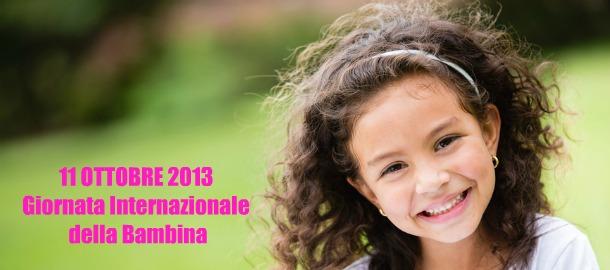 Giornata Internazionale della bambina