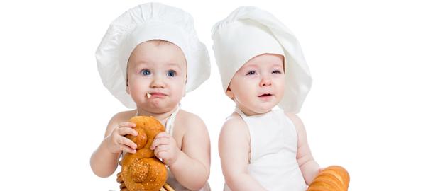 Alimentazione corretta per bambini