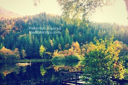 Alba in autunno