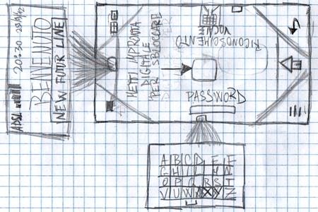 Il telefono del futuro disegnato da un bambino
