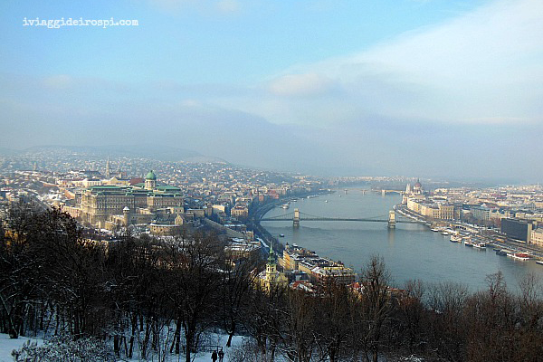 Panoramica della città