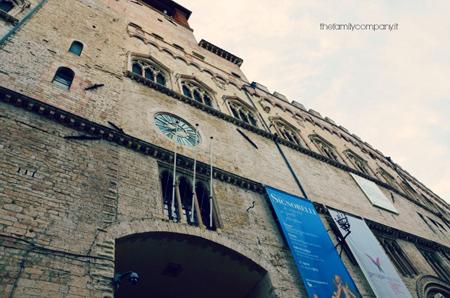 Centro città di Perugia