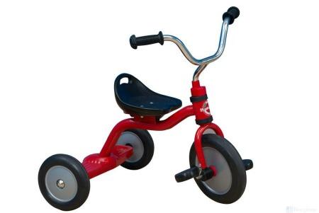 giochi per Natale: triciclo