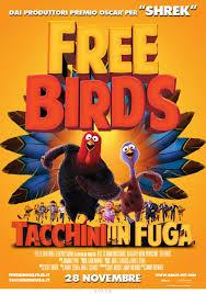 Free birds locandina